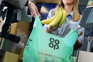 CO-OP bans single use plastic carrier bags